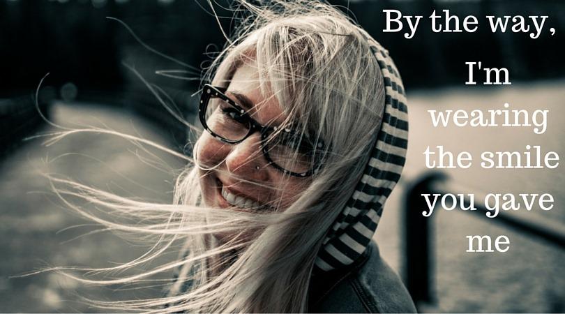 lachen is aanstekelijk