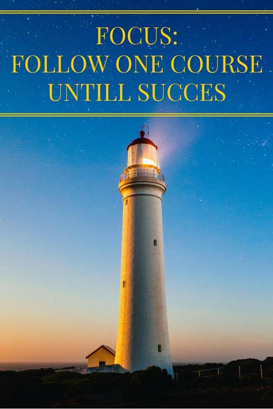 succes met effectief werken
