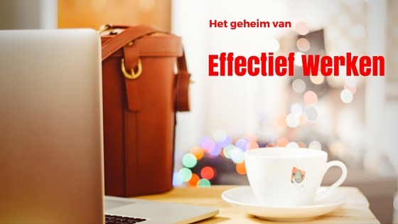 Effectief Werken