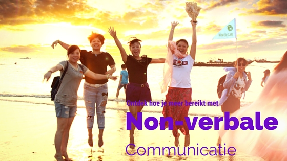 Verbeter Je Non-verbale Communicatie