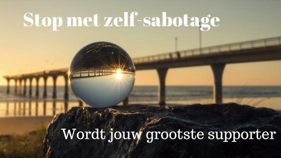 Stop Met Zelf-sabotage
