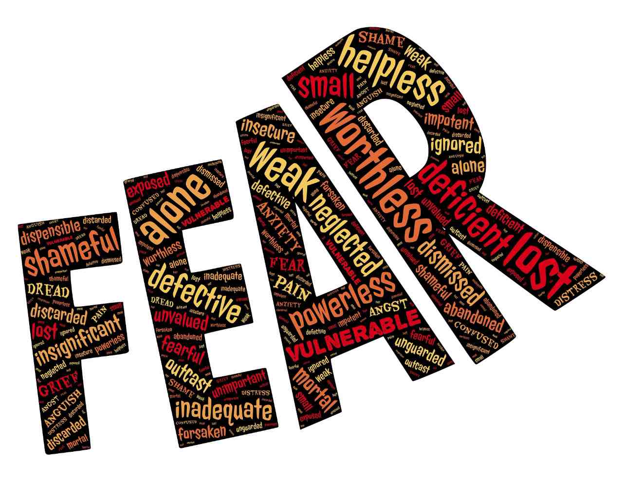 angst voor feedback door onzekerheid