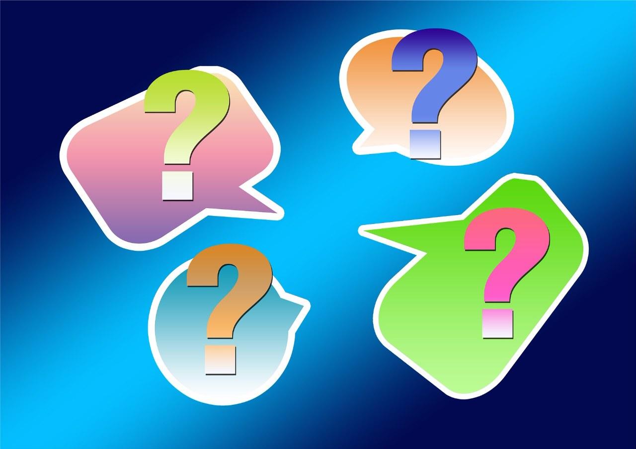 stel open vragen